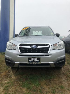2017 Subaru Forester 2.5i for Sale in Silver Spring, MD