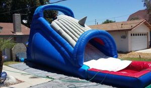 Water slide and mini combos end regulars jumpers for Sale in Riverside, CA