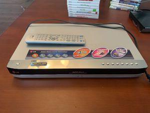 LG Super Multi plays/records all video formats for Sale in Costa Mesa, CA