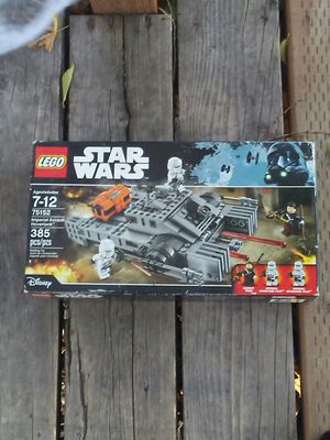 Lego star wars imperial assault hover tank for Sale in Missoula, MT