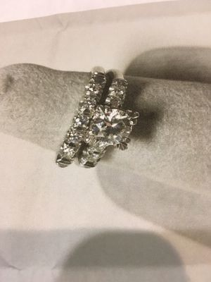Diamond ring & band for Sale in Concord, CA