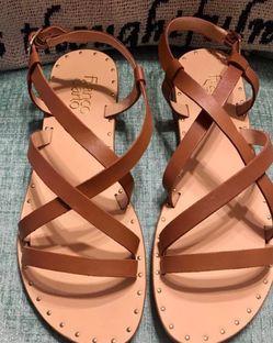 Size 8 Franco Sarto Sandals-new for Sale in Cape Coral,  FL