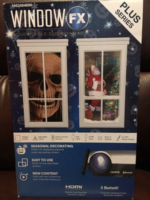 Holiday Video Projector Brand New! for Sale in Ravensdale, WA