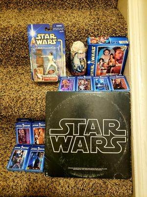 Star Wars Collectables for Sale in Rochester, NY