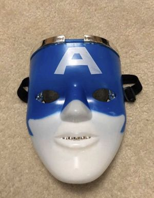 Captain America mask for Sale in Novi, MI