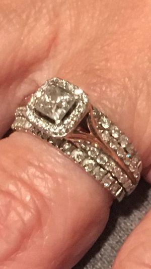 Zales Diamond wedding ring for Sale in Torrance, CA