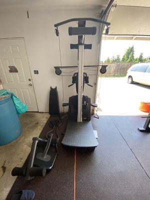 Weider Platinum Home Gym for Sale in Kent, WA
