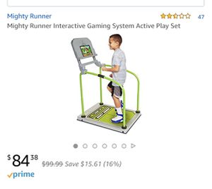 Brand New!!! Mighty Runner Brand New and still in the box!!! for Sale in Atlanta, GA