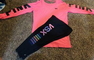Pink and vs spandex medium 50 78222 location for Sale in San Antonio, TX
