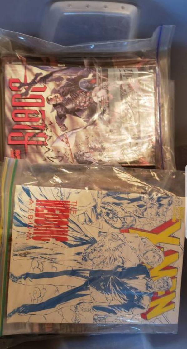 Comic Books - Many More