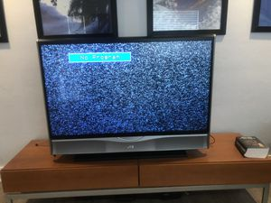 JVC HD 52 inch tv for Sale in Hialeah, FL