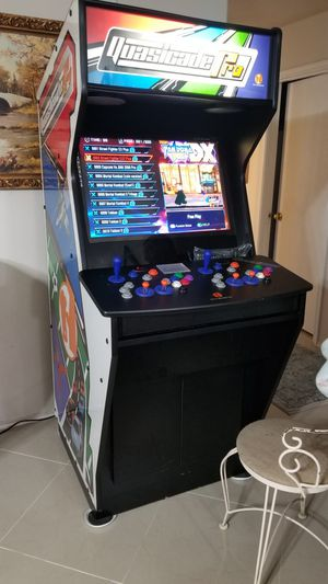 Quasicade Pro 3000 arcade games 2 Player Modified led screen 🎀FIRM PRICE🎀SERIOUS INQUIRIES for Sale in Houston, TX