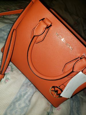 Michael kors persimmon purse for Sale in McKinney, TX