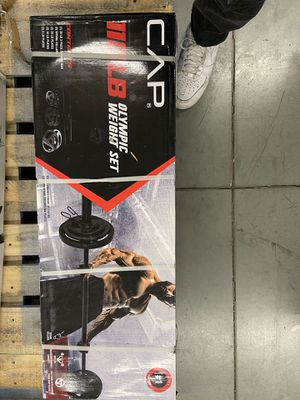Olympic Weight set for Sale in Downey, CA