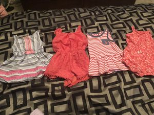 Baby clothes for little girl (6 months - 18 months) for Sale in Tampa, FL
