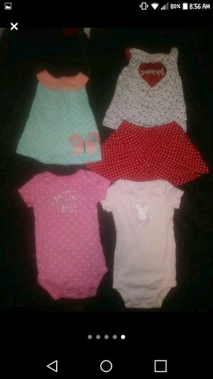 6 Months Baby Girl Clothing for Sale in North Salt Lake, UT