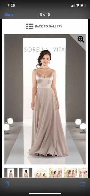 Bridesmaid dress/ prom dress / evening wear for Sale in Freehold, NJ