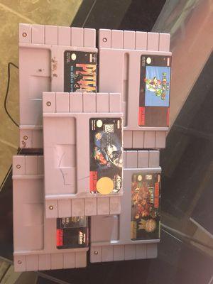 Super Nintendo for Sale in Casa Grande, AZ