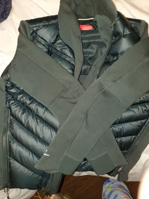 Nike jacket down feathers for Sale in Arvada, CO