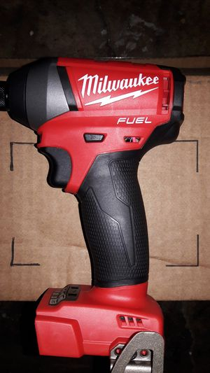 """Milwaukee m18 1/4"""" fuel impact ...tool only for Sale in Carson, CA"""