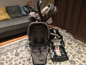 Car seat Chicco KeyFit 30, Thule stroller and adapter for car seat. for Sale in Philadelphia, PA