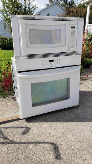 """KENMORE 30"""" WALL OVEN - MICROVAVE for Sale in Virginia Beach, VA"""