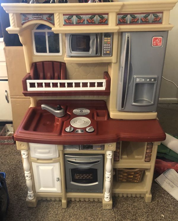 Toy kitchen step 2 lifestyle collection