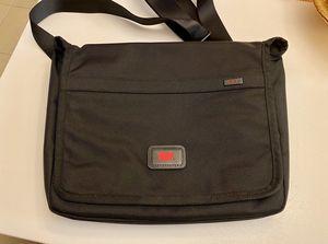 Tumi Crossbody Messenger Bag - Black Nylon 14x10 in Excellent Condition Unisex for Sale in Hoffman Estates, IL
