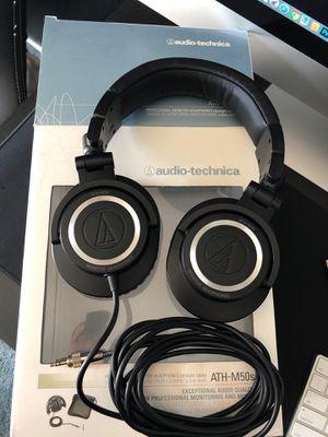 Audio-technica headphones for Sale in Pismo Beach, CA