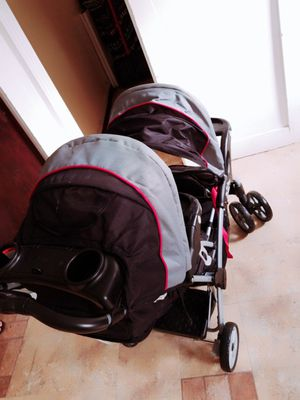 Sit n stand double stroller for Sale in Boston, MA