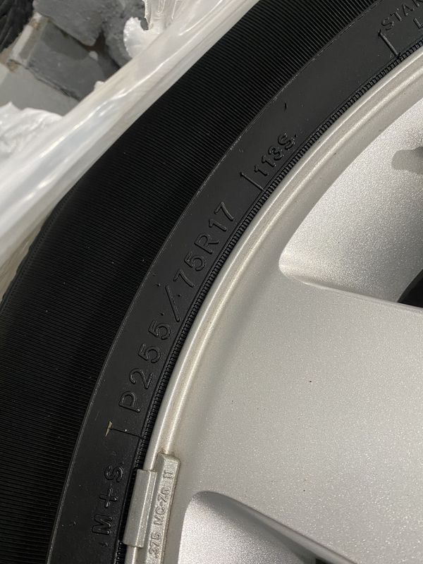 Jeep gladiator stock wheels