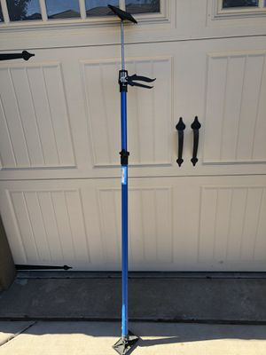 Adjustable Support Bar with 5 inch pads - great for securing loads for Sale in Rancho Cordova, CA