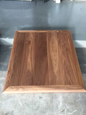 "American Walnut Bistro Table Tops. 30X27"" for Sale in Lake Worth, FL"