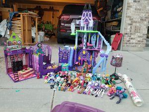 Monster high lot for Sale in Salt Lake City, UT