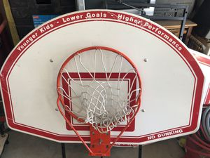 Youth basketball hoops for Sale in Victorville, CA