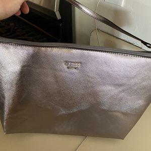Guess Bobbi Silver Multicolor Star Tote Bag for Sale in Riverside, CA