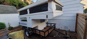 Camper Trailer Combo for Sale in San Diego, CA