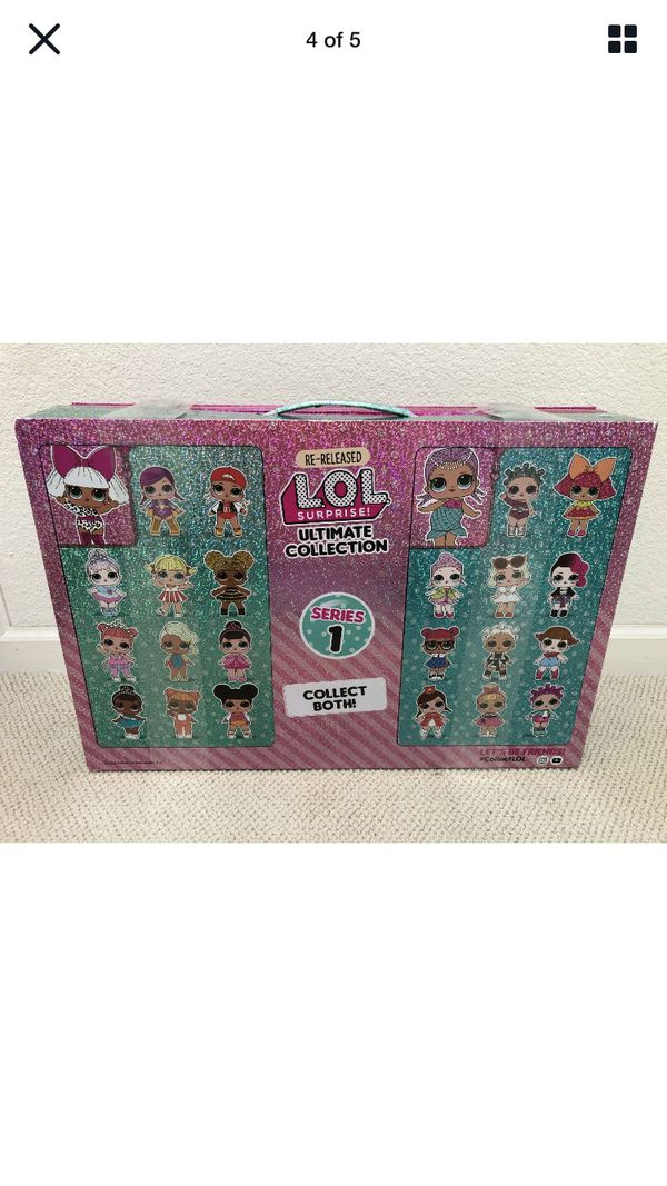 NEW Limited 2020 LOL Surprise series 1 Ultimate Re-released Collection 12 Balls Doll