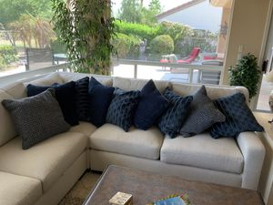 "NEW Bernhardt 22"" throw pillows! for Sale in Thousand Palms, CA"