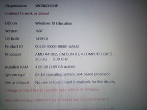 HP 255 G7 Notebook PC for Sale in Columbus, OH