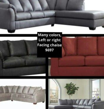 ^^^Brand new^^^ Ashley sectional^^^