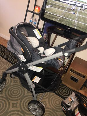 Chico Bravo Trio Travel System for Sale in Knoxville, TN
