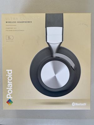 Polaroid wireless headphones for Sale in Redondo Beach, CA