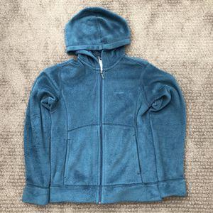 Patagonia fleece full zip hoodie jacket Size M for Sale in Chino Hills, CA