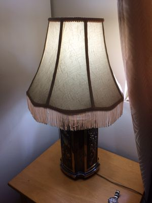 Nighstand lamp shades. for Sale in Rockville, MD