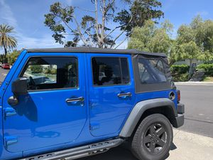 Jeep Wrangler Unlimited OEM SOFT TOP for Sale in San Clemente, CA