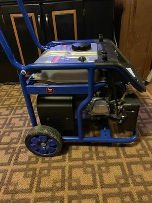 Tool Shed 4000 watt generator. for Sale in Evansville, IN