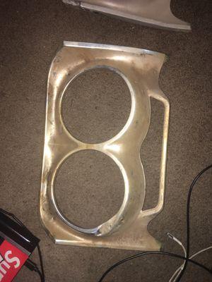 62 impala head lamp panels $40obo for Sale in San Leandro, CA
