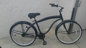 men's all black beach cruiser for Sale in Lakewood, CA
