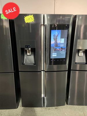 $39 TAKE HOME!With Icemaker Samsung Refrigerator Fridge $39 DOWN! #1664 for Sale in Frisco, TX